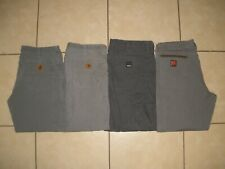 Lot of 4 Pants Carhartt Die Hard Riggs Double Front RipStop Work Pants 40 x 30