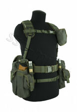 """Russian Military Set of Field Equipment """"SMERSH RPK"""" Tactical Vest by SSO SPOSN"""