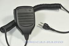 Speaker Microphone for ICOM COBRA MAXON VERTEX 2-Pin Ham Radio