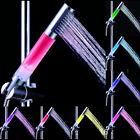 4 LED 7 Changez les couleurs progressive Douche d'eau Chef mitigeur nouveau