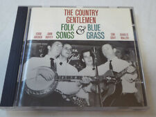 THE COUNTRY GENTLEMEN <  Folk Songs & Bluegrass  > VG++ (CD)