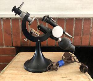 Vintage Parsons Optical Laboratories Cast Iron Lensometer - San Francisco
