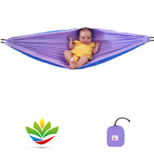 Hammock Bliss Sky Baby - Cradle Crib Kid Infant Crib Swing - Put Baby To Sleep