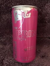 RED BULL JAPAN 2016 can THE SPRING EDITION Sakura Flavour full can 185ml