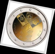 2 EURO *** Lettonie 2018 Letland *** Baltische Staten - Etats Baltes !!!