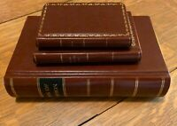 1830 Book of Mormon 1833 Book of Commandments 1835 Sacred Hymns Set Sale Price!