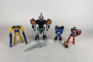 Power Rangers Mystic Force DX TITAN Megazord INCOMPLETE