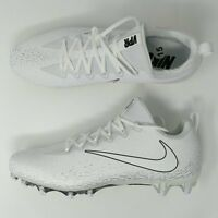 Nike Mens Vapor Untouchable Pro Football Cleats White Carbon 833385-111 Sz 15