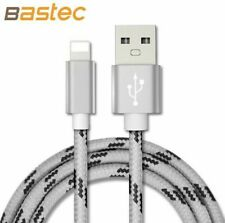 Long BASTEC USB Cable for Apple iPhone 8 X 6S 7 5 6+ Original Lightning Charger