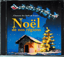 Christmas - Noel de Nos Regions - Chansons des Noels de France - CD