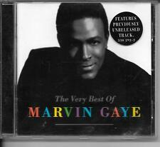 CD BEST OF 22 TITRES--MARVIN GAYE--THE VERY BEST OF