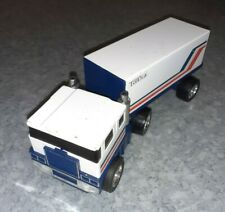 Mini Tonka Box Trailer Articulated Lorry Truck 1970s ? Vintage. Friction Truck