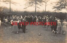 Leicestershire - WARTNABY,  Garden Fete 1930, RP By Heawood, Melton Mowbray
