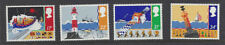 MINT 1985 GB SAFETY AT SEA BRITISH LIGHTHOUSES  STAMP SET OF 4 MUH