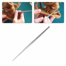 Stainless Steel Rod Detail Needles Pottery Modeling Carving Ceramics Tools