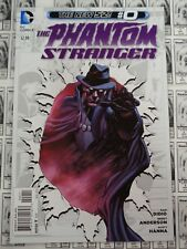 Phantom Stranger (2012) DC - #0, Connection to Spectre, DiDio/Anderson, VF/NM