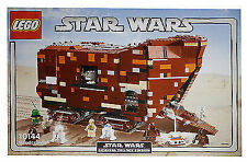 Lego Star Wars #10144 Jawa Sandcrawler New Sealed HTF
