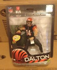McFARLANE  NFL 32 ANDY DALTON VARIANT CHASE FOOTBALL ACTION FIGURE