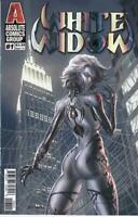 White Widow #1 Printing 1A Empire Day Cover by Mike Krome / 48 pages
