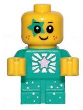 Lego 70847 Lego Movie 2 Sparkle Baby (Dark Turquoise) Minifigure