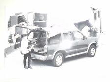 Ford Explorer press photo Dec 1992 v5