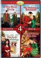 Hallmark Holiday Collection #6 Christmas Ornament Hitched for the Holidays DVD
