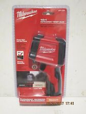 MILWAUKEE 2267-20H 10:1 Infrared Thermometer LCD Display Temperature Gun-NISP FS