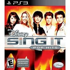 Disney Sing It pop hits (essentials)
