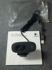LOGITECH C270 960-001063 HD WEBCAM BLACK Laptop Computer Camera