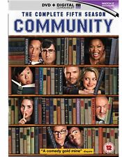 Community Season 5 (DVD) *NEW & SEALED*