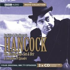 Hancock, the Missing Page, Son and Heir and 2 Other... by Simpson, Alan CD-Audio