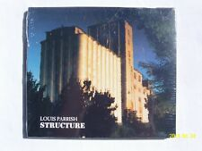 Louis Parrish - Structure CD **BRAND NEW**
