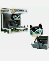 New Funko POP! Vinyl #269 Catwoman Deluxe DC Collection Super Villains⭐⭐⭐⭐⭐