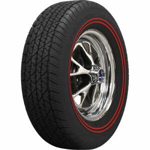 Coker Tire 530293 BF Goodrich Silvertown Redline Radial Tire