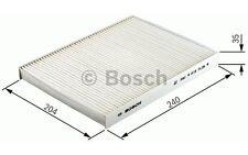 BOSCH Filtro, aire habitáculo VOLKSWAGEN GOLF RENAULT OPEL FORD 1 987 432 004