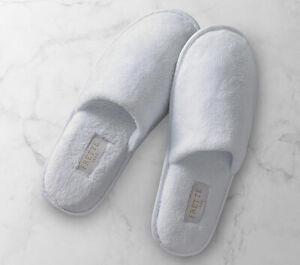 FRETTE White  Slippers size 8-10