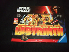 STAR WARS LABYRINTH-- THE MOVING MAZE GAME-- BY RAVENSBURGER 2015 BOARD GAME