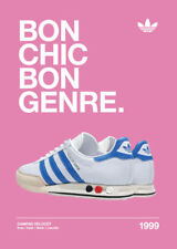 ADIDAS Campag Velocet BON Chic BON POSTER A4 260gsm