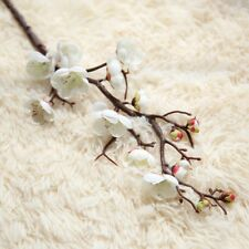 Artificial Plum Blossom Flowers Table Sakura Branches Home Wedding Party Decor