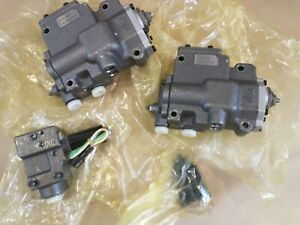 Genuine JCB 332/D7192 Piston Pump Valve Regulators( full set), JCB JS240, JS260