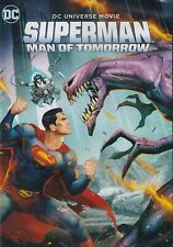 New! Superman, Man of Tomorrow (Dvd, 2020)