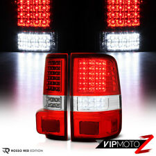 [ERROR FREE] 2004-2008 Ford F150 Red Rear Brake LED SMD Tail Lights Lamps PAIR
