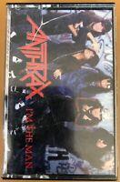 Anthrax I'm The Man Cassette Tape 7 90685-4