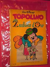 ALBO D'ORO SPECIALE-topolino zecchino d'oro-1969-A-completo bollini-mondadori