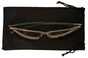 Eyeglass / Sunglass Drawstring Bag (Black)