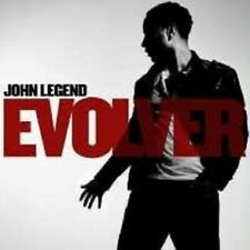"JOHN LEGEND ""EVOLVER"" CD+DVD DELUXE EDITION NEU"