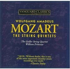 William Primrose, W. - Complete String Quintets [New CD]