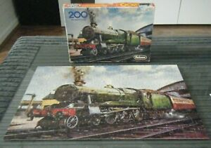 STEAMTRAINS COUNTY OF MIDDLESEX GWR LEAVING TEMPLE MEADS STATION JIGSAW 200 PCS