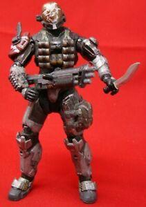 McFarlane Toys Halo Reach Series 1 Spartan Emile Noble four Action Figure