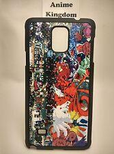Samsung Galaxy Note 4 IV Anime Phone case Naruto All Ninja Tailed Beasts